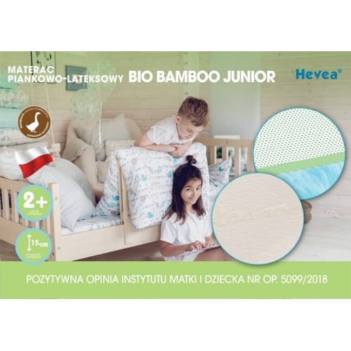 Materac_Bio_Bamboo_Junior